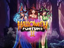 Удача на Хэллоуин II – демо на полный экран